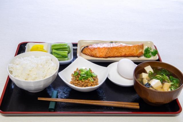 ワキガを改善する食べ物のイメージ